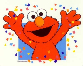 Elmo Birthday Party Theme for a Budget – With TONS of Free
