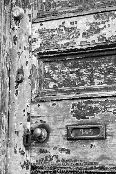 old textured door fine art photography