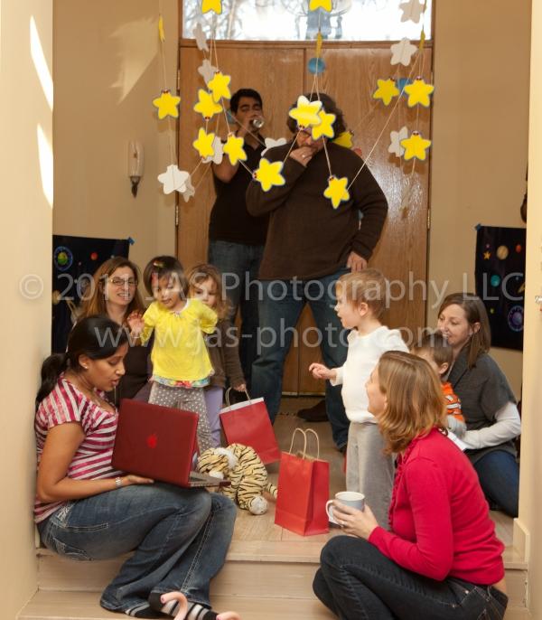 little einstein's birthday party activity presentation
