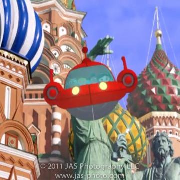 little einstein's rocket in russia