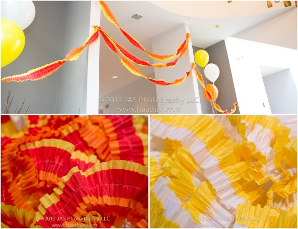 lorax party decoration ideas streamers